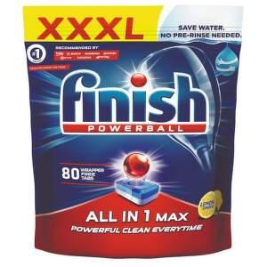 Finish All in 1 Max Lemon 80 ks