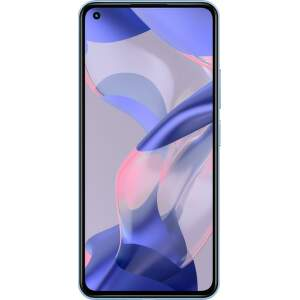 Xiaomi 11 Lite 5G 6 GB/128 GB modrý