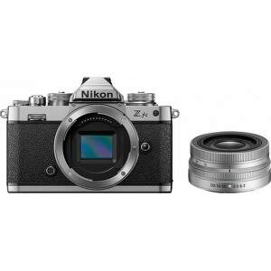 nikon-z-fc-16-50-mm-vr-strieborny-set-bezzrkadlovka-objektiv