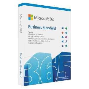 Microsoft 365 Business Standard CZ (KLQ-00643)