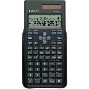 CANON F-715 SG-BK EXP DBL, vedecka kalkulačka