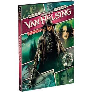 Van Helsing - DVD film