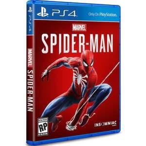 Marvel Spider-Man, PS4