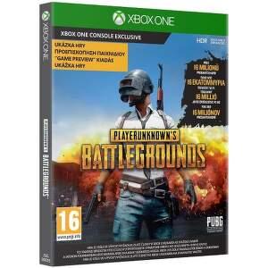 PlayerUnknowns Battlegrounds v1.0 - Xbox One hra