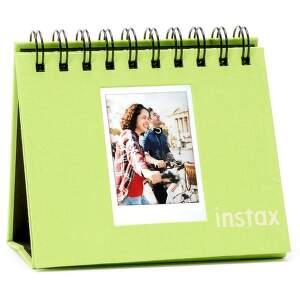 Fujifilm Instax Twin Mini Flip Album, limetkovo zelená