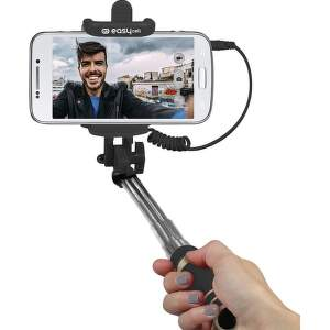 SBS EasyCell Mini selfie tyč, čierna