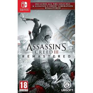 Assassin's Creed III Remastered, Nintendo Switch hra