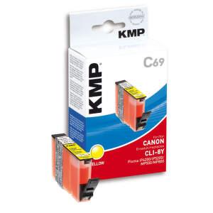 KMP C69 komp.recykl.náplň CLI-8Y