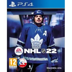 NHL 22 - PS4 hra