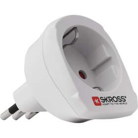 SKROSS Cestovný adaptér pre použitie v