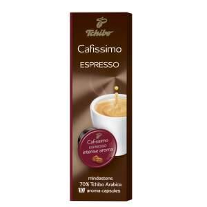 TCHIBO Cafissimo Espresso Intense Aroma 75g,