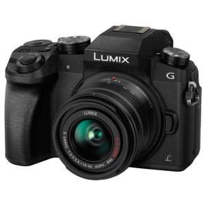 Panasonic Lumix DMC-G7 (DMC-G7KEG-K) + G Vario 14-42mm