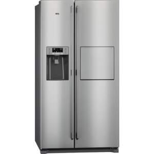 AEG RMB86111NX nerezová americká chladnička