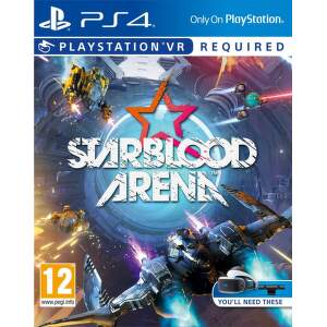 SONY VR StarBlood Arena, PS4