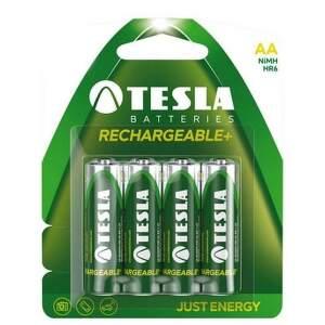 Tesla AA Ni-MH 2450 mAh nabíjateľná batéria (4 ks)