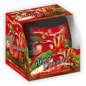 Sweet Home Jablko Škorica, Vonná sviečka