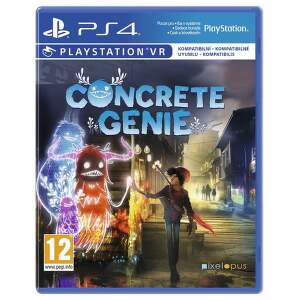 Concrete Genie PS4 hra