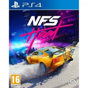 Need for Speed Heat PS4 hra