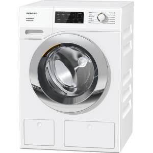 MIELE WEG 675, biela smart práčka plnená spredu
