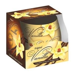 Sweet Home vanilka, Vonná sviečka