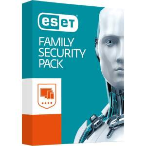 Eset Family Security Pack 2020 4Z/18M