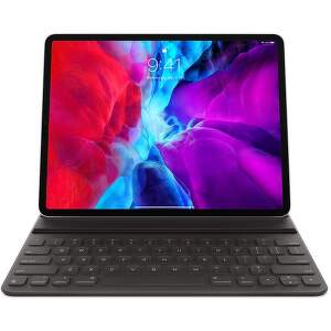 "Apple Smart Keyboard Folio (2. gen) MXNL2SL/A puzdro s klávesnicou SK pre iPad Pro 12.9"" čierne"