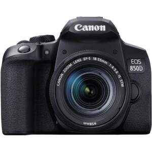 Canon EOS 850D + 18-55mm f/4-5,6 IS STM