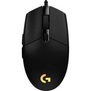 Logitech G102 Lightsync čierna