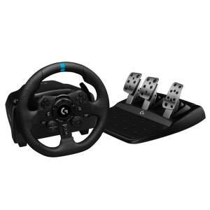 Logitech G923 TRUEFORCE Sim Racing Wheel (PS5, PS4, PC) čierny