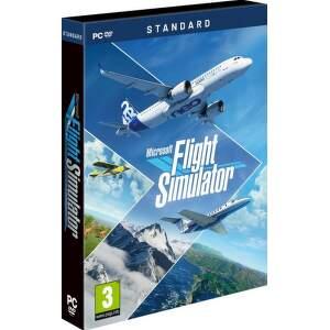 Microsoft Flight Simulator - PC hra