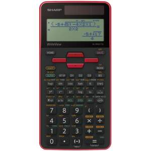 Sharp EL-W531TGB červená