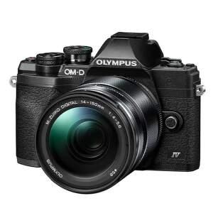Olympus OM-D E-M10 Mark IV černý + ED 14-150 mm f/4,0-5,6 II EZ