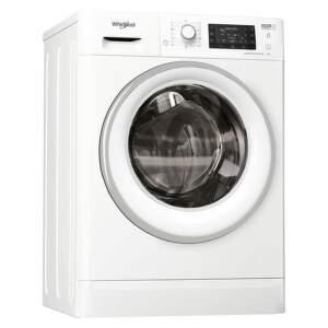 Whirlpool FWSD 81283 SV EE N, biela práčka plnená spredu