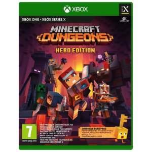 Minecraft Dungeons: Hero Edition - Xbox One/Series hra
