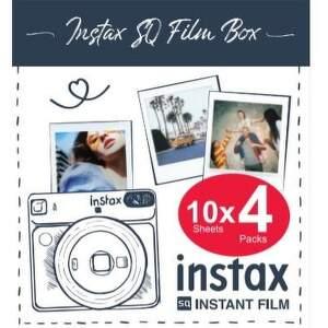 Fujifilm Square film 4 pack fotopapier