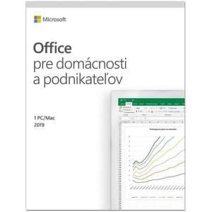 Microsoft Office 2019 Home & Business ESD - elektronická licencia