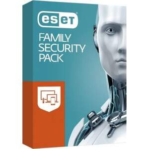 Eset Family Security Pack 2021 4Z/18M