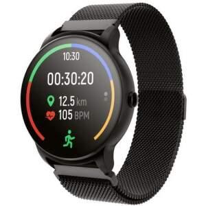 forever-forevive-2-cierne-smart-hodinky