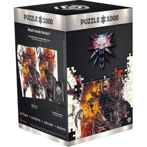 Witcher: Monsters - Good Loot puzzle 1000