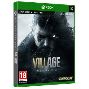 Resident Evil Village - Xbox One/Series X hra