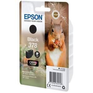 Epson T3781 Black (C13T37814010) čierna