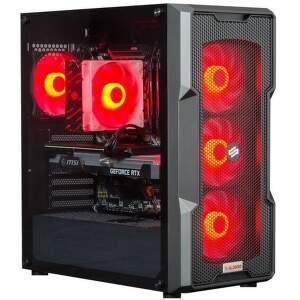 HAL3000 Alfa Gamer Pro 3070 (PCHS2482) čierny