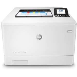 HP Color LaserJet Enterprise M455dn biela