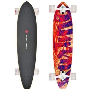 Street Surfing Cut Kicktail 36 Streaming Longboard.1
