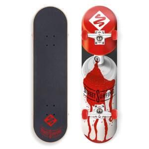 Street Surfing Street Skate 31 Cannon II skateboard.1