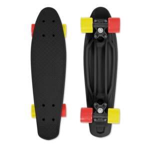 Street Surfing Fizz Board Skateboard čierny.1
