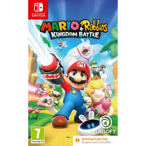 Mario + Rabbids Kingdom Battle - Nintendo Switch hra