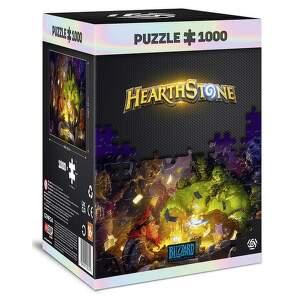 Good Loot Heartstone Heroes of Warcraft Puzzle 1000.1