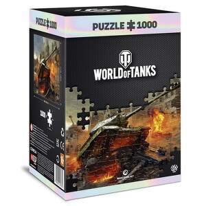 Good Loot World of Tanks New Frontiers Puzzle 1000.1