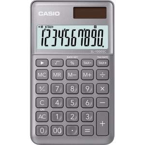 Casio SL 1000 SC GY sivá